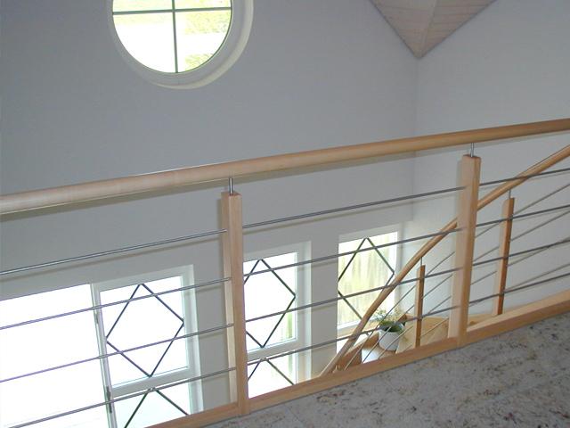 gel nder und stufen f r bestehende treppen. Black Bedroom Furniture Sets. Home Design Ideas