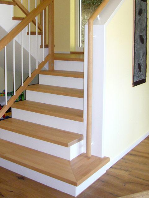 Relativ Geländer und Stufen für bestehende Treppen AW47