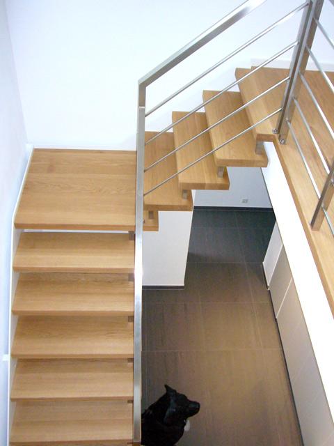 holztreppen von herzog aus hochwertigem deutschem holz. Black Bedroom Furniture Sets. Home Design Ideas